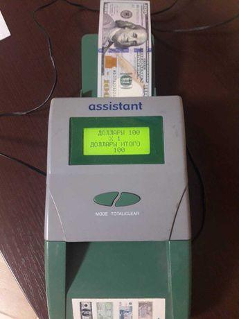 Продам детектор валют Ассистант-450