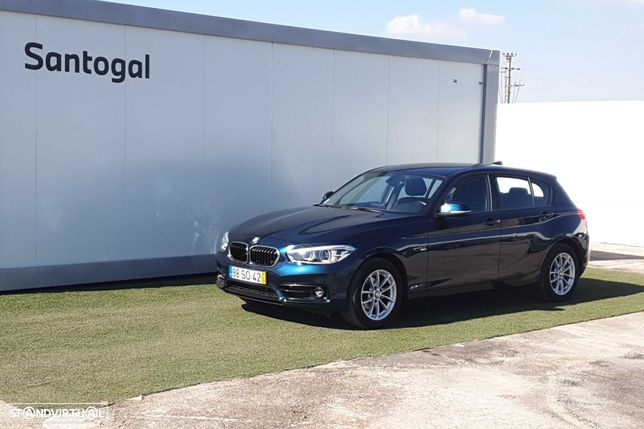 BMW 116 (116 d Line Sport Auto)