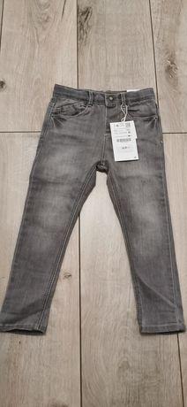 Spodnie jeansy Zara NOWE