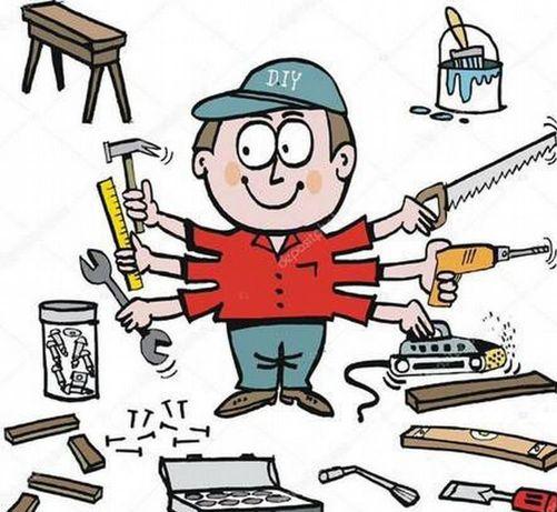 Домашний мастер - ремонт сантехники, столярный ремонт, другие работы