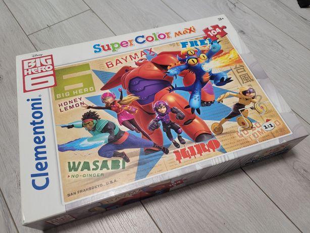 Puzzle Big hero 6