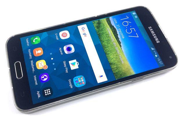 Telefon Samsung Galaxy S5 Lublin Gwarancja #330a