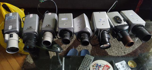 CCTV Kamery Novus , Samsung z obiektywami sprawne