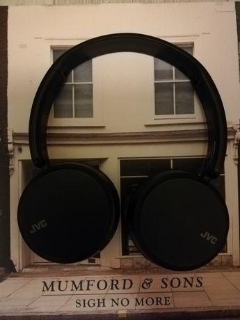 JVC HA-S35BT bezprzewodowe słuchawki nauszne Bluetooth, z mikrofonem