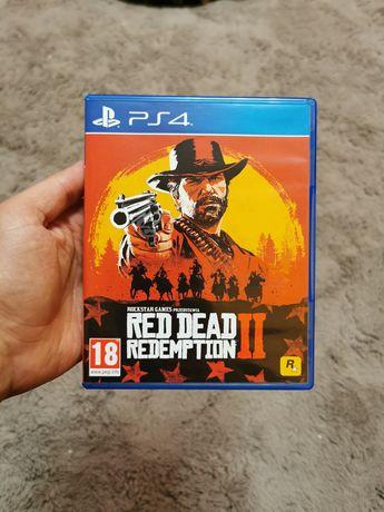 RED DEAD REDEMPTION II 2 PS4 PL rdr rdr2  Wrocław RDRII GTA 5 ps 4