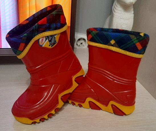 Demar. Резинові, гумові, резиновые чоботи, чобітки, сапоги.