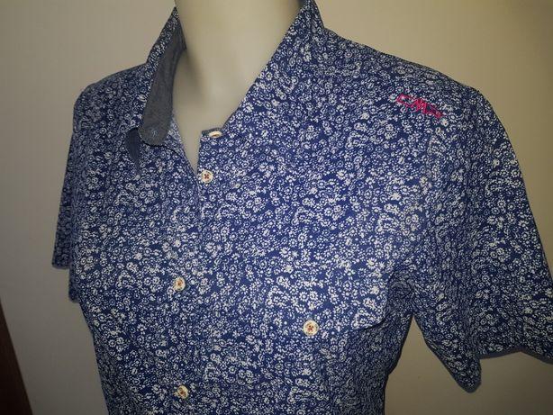 CMP koszulka bluzka trekkingowa L 40 jak nowa