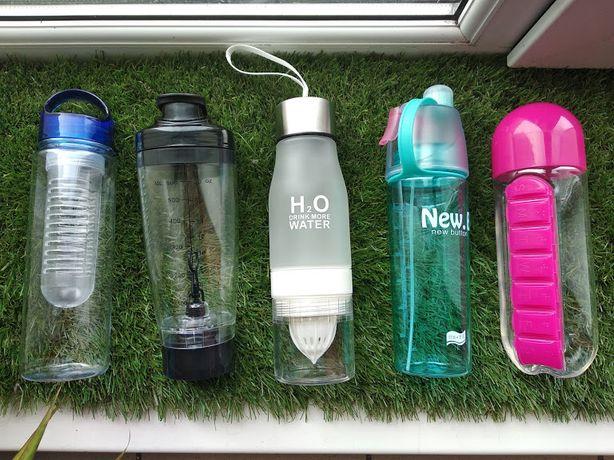 Бутылки для воды. Спортивные бутылки. Яркие бутылки для воды