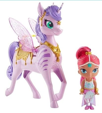 Fisher-Price Shimmer & Shine, Волшебный  Zahracorn, шимер и шайн