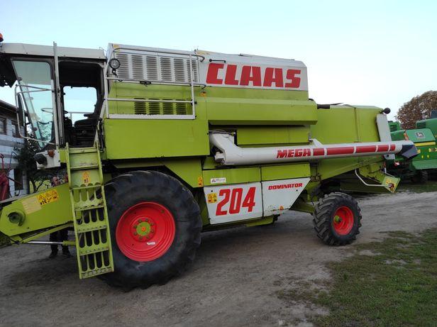 Claas Mega 204 New Holland
