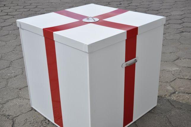 pudło na balony - solidne, estetyczne i lekkie