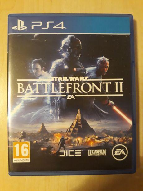 Gra Battlefront 2 ps4 jak nowa