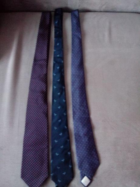 Firmowe krawaty