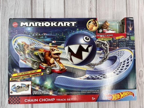 Hot Wheels Mario Kart Арена Марио Хот Вилс