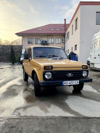Продам автомобіль ВАЗ 2121 (Нива)