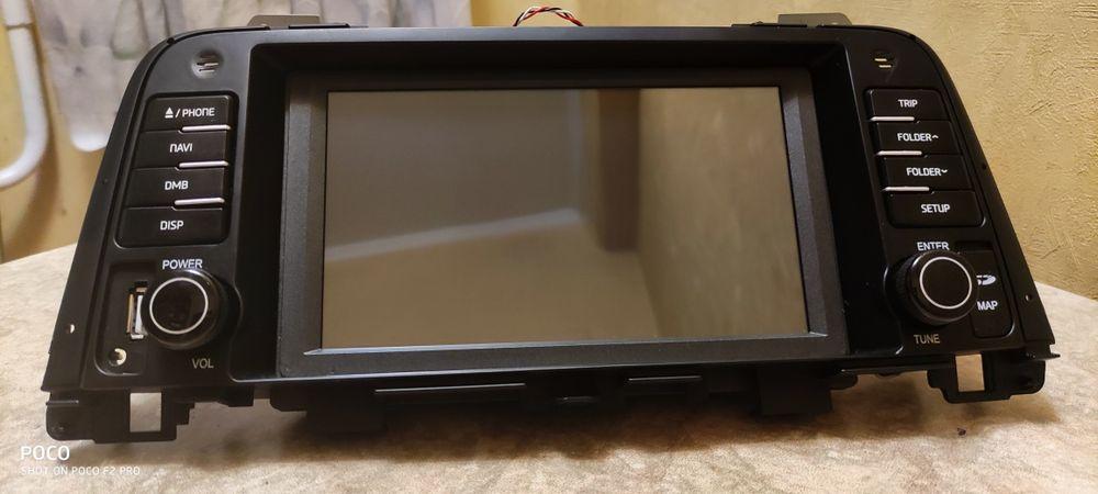 Корейская штатная автомагнитола Андроид KIA Optima, K5 Киев - изображение 1