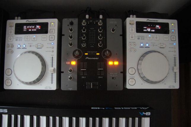 Mikser Pioneer DJM 250