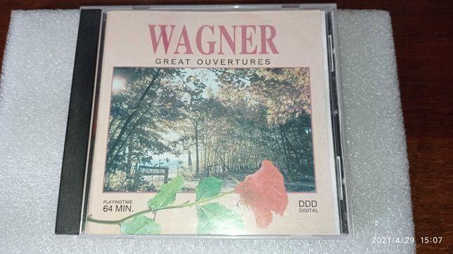 CD диск  Wagner (классика)