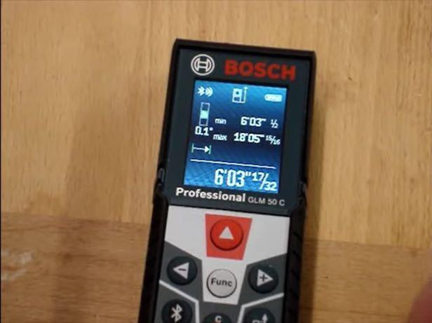 Medidor Laser Bosch Profissional GLM 50 C