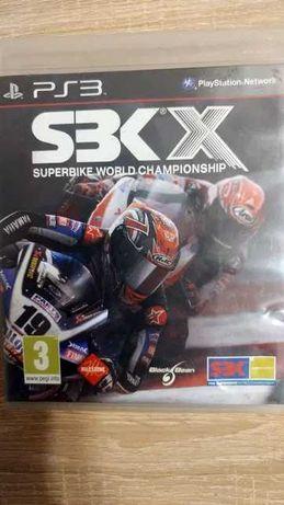 Sbx X Superbike World Championship Playstation 3  olx 5zł paczkomat