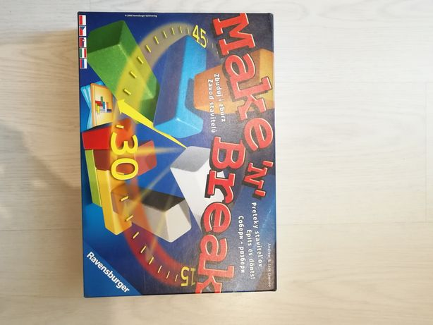 Продам настольную игру детскую Ravensburger Make n break