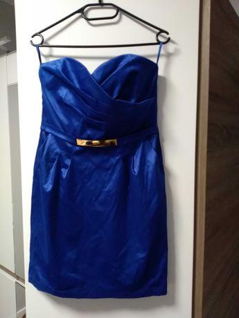 Sukienka granatowa rozmiar 42