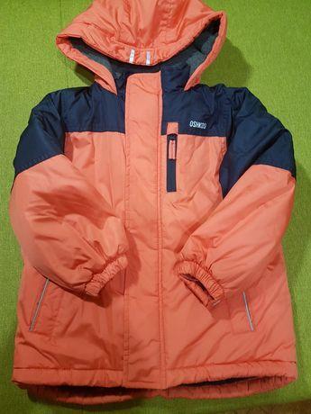Курточка зимняя oshkosh 5-6