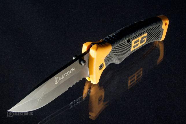 Nóż Turystyczny składany GERBER BG - NS026