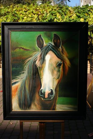 Konie obraz olejny