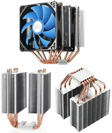 Воздушное охлаждение Deepcool Neptwin  Кулер