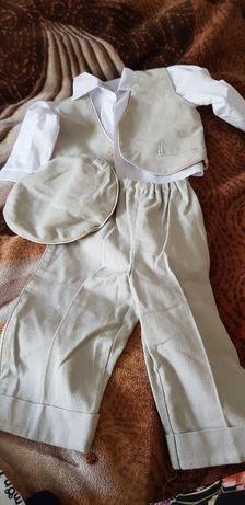 garnitur dla chłopca