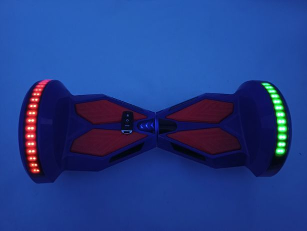 Кращий подарунок Гироборд Smart Balance wheel 10 Чорний Синій