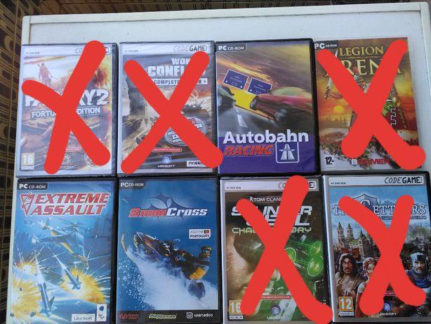 Jogos originais para PC