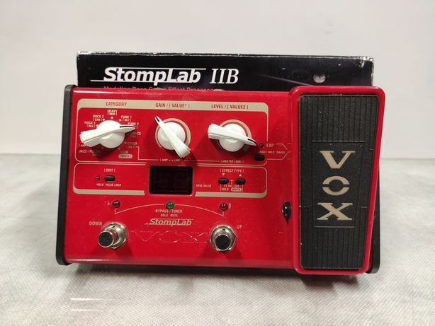 Vox Stomplab IIB multiefekt basowy