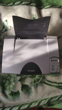 Продам принтер Lexmark x5250