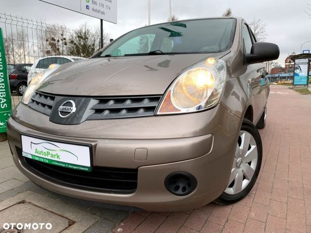 Nissan Note 1.4 Benzyna