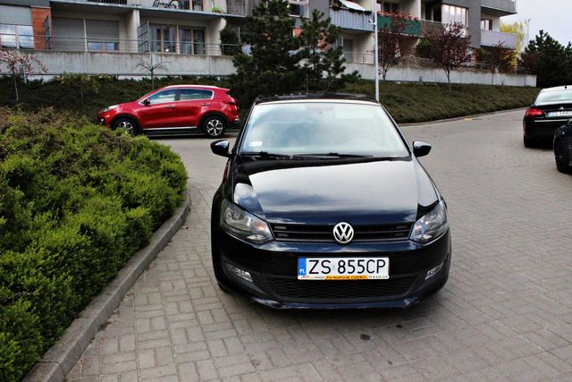Volkswagen Polo, Pierwszy właściciel, Salon niemiecki, klimatyzacja