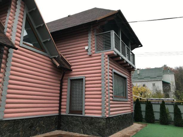 Предлагаю в аренду 2 шикарных дома, 250 кв.м., 6 сот. с. Круглик