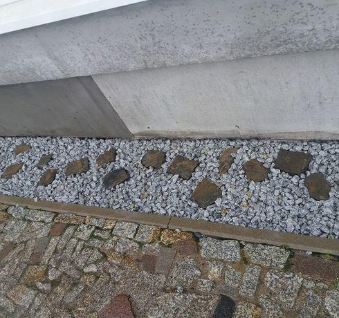 Grys granitowy dalmatyńczyk 16/22 mm
