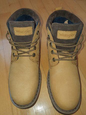 Продам ботинки Wrangler мужские