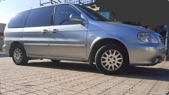 Автомобіль на продаж по запчастинах кіа карнівал 2.9 crdi 2003 р