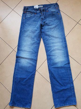 LEE spodnie jeansowe niebieskie damskie NOWE!!!