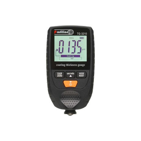 Толщиномер Profiline TG-3210 Товщиномір Самокалибровка Хороший датчик