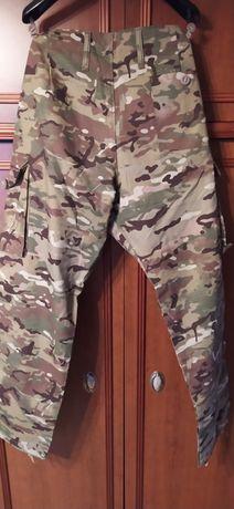 Spodnie bojówki MTP Brytyjskie
