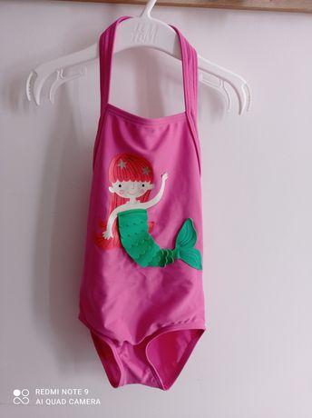 Strój kąpielowy, kostium syrenka M&S 98