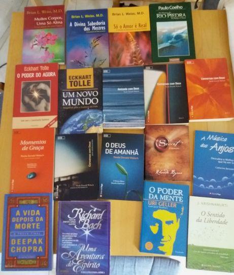 Livros Pack - Auto-Ajuda, Espiritualidade, Desenvolvimento Pessoal