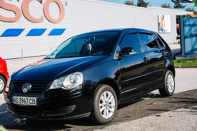 Volkswagen POLO фольцваген поло