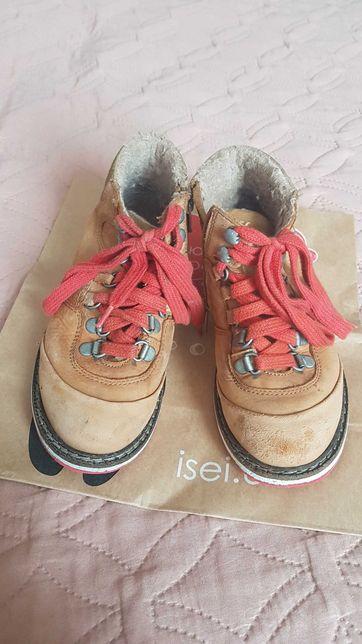 Детские зимние ботинки zara