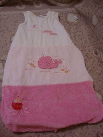 Спальник, слип, мешок для сна 12-18 месяцев.