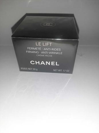 Krem ujędrniająco-liftingujący CHANEL Le Lift creme riche